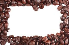Free Coffee Beans Frame Stock Image - 20419981