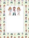 Free Cartoon Doctor And Nurse Speech Card Stock Photos - 20428783