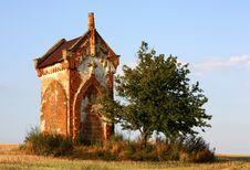 Free Chapel In Bardonovo Stock Images - 20420484