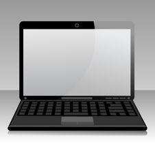Free Laptop Stock Photography - 20421452