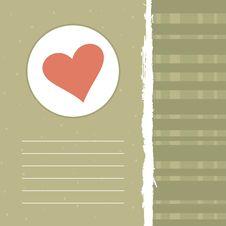Love Background4 Stock Image