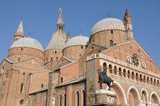Free Basilica Saint Antonio Stock Images - 20421804