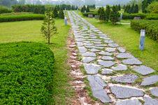 Free Garden Path Stock Photography - 20422162
