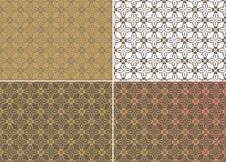 Traditional Pattern Royalty Free Stock Images