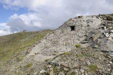 Free Bunker WW2 Stock Image - 20422921