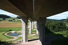 Free Klumbachtal Brücke Stock Photo - 20423860