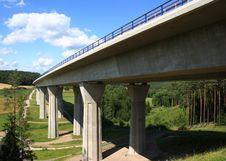 Free Klumbachtal Brücke Stock Image - 20423861