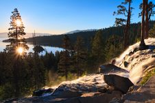 Free Emerald Bay Royalty Free Stock Photos - 20424378