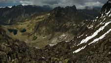 Free High Tatra Mountains Slovak Stock Photos - 20424743