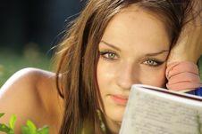Free Girl Stock Image - 20424921