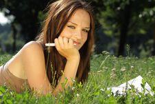 Free Girl Stock Image - 20425021