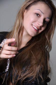 Free Portrait Of Beautiful Woman Stock Photo - 20425170