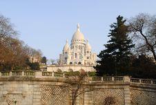 Free Basilique Du Sacre-Coeur, Paris Royalty Free Stock Image - 20425306