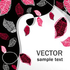 Free Abstrract Floral Background Royalty Free Stock Image - 20425876