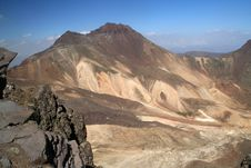 Free North Aragats In Summer Stock Photos - 20426053