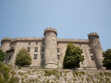 Free Orsini Castle Royalty Free Stock Photos - 20426438