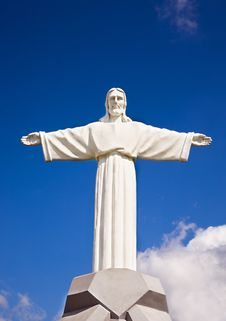 Free Statue Of The Christ Stock Photos - 20426693