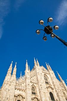 Free Milan Cathedral Royalty Free Stock Images - 20427599