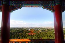 Free The Forbidden City Royalty Free Stock Images - 20428069