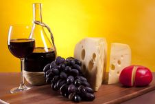 Free Cheese Composition Stock Photography - 20429002