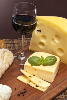 Free Cheese Composition Stock Photo - 20429050