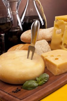 Free Cheese Composition Stock Photo - 20429060