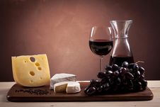 Free Cheese Composition Stock Photography - 20429072