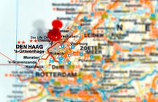 Free Travel Destination Den Haag Royalty Free Stock Photos - 20429298