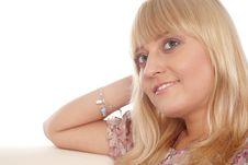 Free Nice Blonde Posing Stock Photo - 20429980