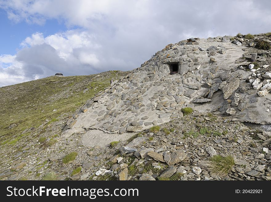 Bunker WW2