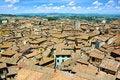 Free Panorama Of Siena, Italy Stock Image - 20430021