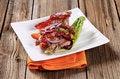 Free Shish Kebab Stock Image - 20437011
