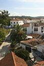 Free Small Historical European Town Obidos Stock Photography - 20439402