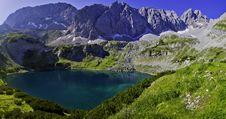 Free Coburger Hütte Alpen Royalty Free Stock Image - 20430096