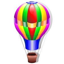 Free Fire Balloon Colors Stock Photos - 20430443
