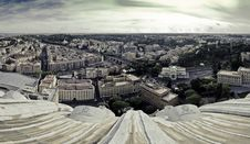 Free Rome Cityscape Stock Image - 20430801