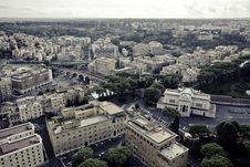 Free Rome Cityscape Royalty Free Stock Photography - 20430877