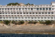 Free Hotel On Majorca Royalty Free Stock Photo - 20431065