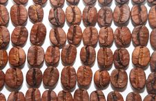 Free Brown Coffee Beans Royalty Free Stock Image - 20431906