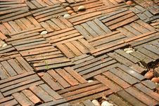 Free Stone Brick Floor Stock Photo - 20432600