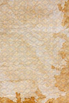 Free Vintage Paper Background Royalty Free Stock Images - 20432719