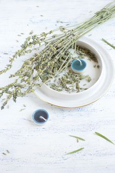 Free Dried Lavender Stock Photos - 20432993