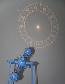 Free Planetarium Royalty Free Stock Image - 20433176