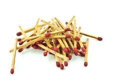 Free Matchstick Royalty Free Stock Photo - 20433925