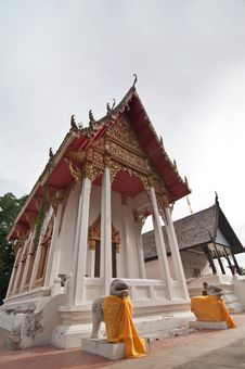 Thai S Buddha Image Hall, Stock Photos