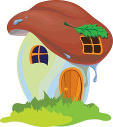 Free Fairy Mushroom Stock Image - 20434701