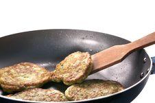 Free Marrow Pancakes Stock Photography - 20434872