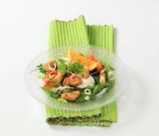 Free Chicken Salad Stock Image - 20437141