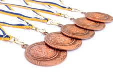 Free Medals Stock Images - 20439344
