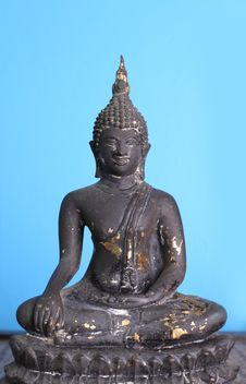 Free Buddha Statue Stock Photography - 20439422
